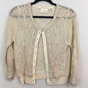 Anthro Guinevere Sweater